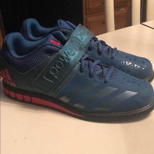 Adidas lifting shoes